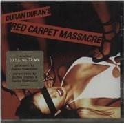 Duran Duran Red Carpet Massacre UK CD album