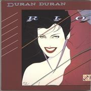 Click here for more info about 'Duran Duran - Rio - Remastered Limited Edition'
