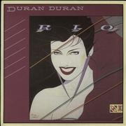 Click here for more info about 'Duran Duran - Rio'