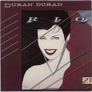 Duran Duran Rio Yugoslavia vinyl LP