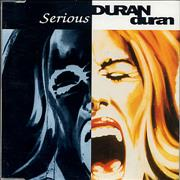 Click here for more info about 'Duran Duran - Serious'