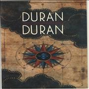 Click here for more info about 'Duran Duran - Seven And The Ragged Tiger + ticket stubs & poster'