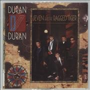 Click here for more info about 'Duran Duran - Seven And The Ragged Tiger'
