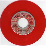 Click here for more info about 'Duran Duran - Skin Trade - Red Vinyl'