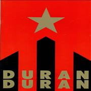 Click here for more info about 'Duran Duran - Strange Behaviour + ticket stubs'
