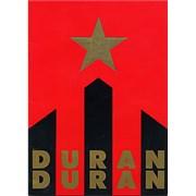 Duran Duran Strange Behaviour UK tour programme