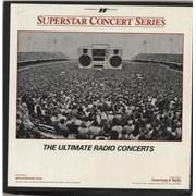 Duran Duran Superstar Concert Series USA vinyl box set
