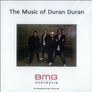 Click here for more info about 'Duran Duran - The Music Of Duran Duran 1987-2010'