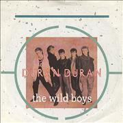 Click here for more info about 'Duran Duran - The Wild Boys - Group Sleeve'