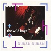 "Duran Duran The Wild Boys - John Taylor UK 7"" vinyl"