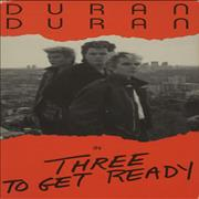Click here for more info about 'Duran Duran - Three To Get Ready'
