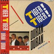 Click here for more info about 'Duran Duran - Tiger Tiger - Disco Mixes'