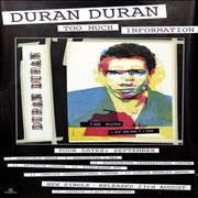 Click here for more info about 'Duran Duran - Too Much Information'