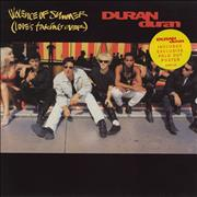 Click here for more info about 'Duran Duran - Violence Of Summer + Poster'