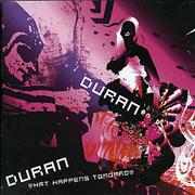 Click here for more info about 'Duran Duran - What Happens Tomorrow'