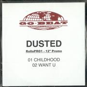 Click here for more info about 'Dusted - Childhood'