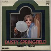 Click here for more info about 'Dusty Springfield - Album No. 2 - EX'
