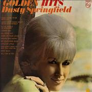 Click here for more info about 'Dusty Springfield - Golden Hits - 1st'