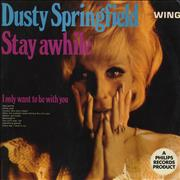 Click here for more info about 'Dusty Springfield - Stay Awhile'