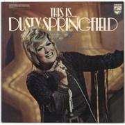 Dusty Springfield This Is.... Dusty Springfield UK vinyl LP