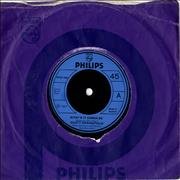 """Dusty Springfield What's It Gonna Be UK 7"""" vinyl"""