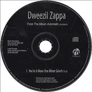 Click here for more info about 'Dweezil Zappa - You're A Mean One Mister Grinch'