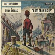 Click here for more info about 'Dylan Thomas - A Boy Growing Up'