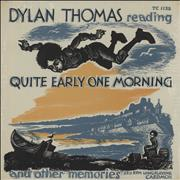 Click here for more info about 'Dylan Thomas - Quite Early One Morning - Sealed'