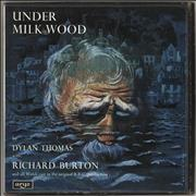 Click here for more info about 'Dylan Thomas - Under Milk Wood - EX'