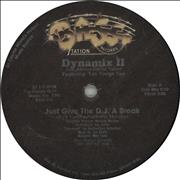 Click here for more info about 'Dynamix II - Just Give The D.J. A Break'