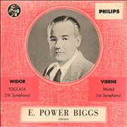 Click here for more info about 'E Power Biggs - Toccata (5th Symphony) / Finale (1st Symphony)'