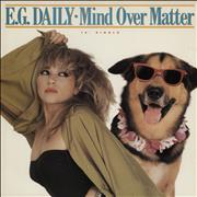 Click here for more info about 'E.G. Daily - Mind Over Matter'