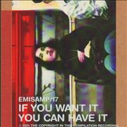 Click here for more info about 'EMI Records - If You Want It You Can Have It'