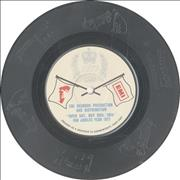 Click here for more info about 'EMI Records - Queen's Silver Jubilee Commemorative Etched Vinyl 7