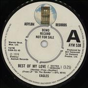 Click here for more info about 'Eagles - Best Of My Love'