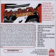 Click here for more info about 'Eagles Of Death Metal - Death By Sexy... - Instrumentals'