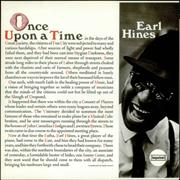 Click here for more info about 'Earl Hines - Once Upon A Time'