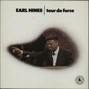 Click here for more info about 'Earl Hines - Tour De Force'