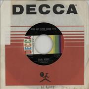 Click here for more info about 'Earl Scott - Kiss My Love Good Bye'