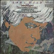 Click here for more info about 'Earl Wild - Earl Wild Plays Paderewski & Scharwenka'