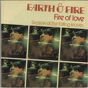 Click here for more info about 'Earth & Fire - Fire Of Love'