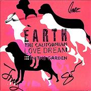 Click here for more info about 'Earth The Californian Love Dream - In The Garden - Autographed'