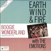 Click here for more info about 'Earth Wind & Fire - Boogie Wonderland - Extended Dance Mix'