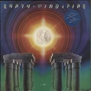 Click here for more info about 'Earth Wind & Fire - I Am - Blue Sticker'