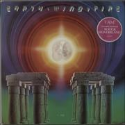 Click here for more info about 'Earth Wind & Fire - I Am - Purple Sticker'