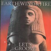 Click here for more info about 'Earth Wind & Fire - Lets Groove'