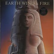 Click here for more info about 'Earth Wind & Fire - Raise! - Stickered'
