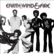Click here for more info about 'Earth Wind & Fire - That's The Way Of The World - 180gm'