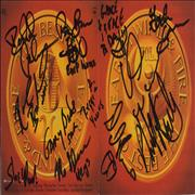Click here for more info about 'Earth Wind & Fire - The Best Of Earth, Wind & Fire Vol.1 - Autographed'