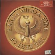 Click here for more info about 'Earth Wind & Fire - The Best Of Earth Wind & Fire Vol. 1 - Hype Stickered'
